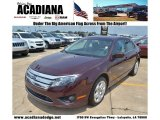 2011 Bordeaux Reserve Metallic Ford Fusion SE V6 #69094024