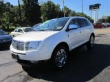 2010 White Platinum Tri-Coat Lincoln MKX AWD #69094015