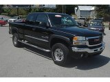 2004 GMC Sierra 2500HD SLT Extended Cab 4x4 Data, Info and Specs