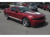 2011 Red Candy Metallic Ford Mustang Roush Stage 2 Coupe #69094289