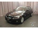 2009 Jet Black BMW 3 Series 328xi Sedan #6902242