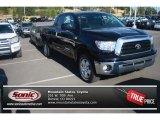 2007 Black Toyota Tundra SR5 Double Cab 4x4 #69093719