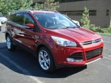 2013 Ruby Red Metallic Ford Escape Titanium 2.0L EcoBoost 4WD #69093978
