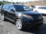2013 Tuxedo Black Metallic Ford Explorer Limited 4WD #69093975