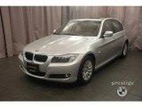 2009 Titanium Silver Metallic BMW 3 Series 328xi Sedan #6902241