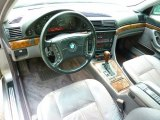 1995 BMW 7 Series Interiors