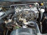 2000 Mitsubishi Montero Sport Engines