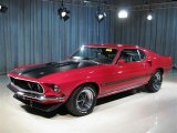 1969 Ford Mustang Red