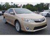 2012 Sandy Beach Metallic Toyota Camry XLE #69149938