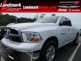 2011 Bright White Dodge Ram 1500 SLT Quad Cab #69149935