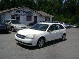 2005 White Chevrolet Malibu Maxx LS Wagon #69150573