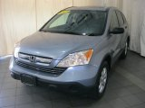 2007 Glacier Blue Metallic Honda CR-V EX #69150262