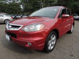 2008 Moroccan Red Pearl Acura RDX  #69150499