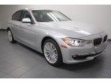 2012 Glacier Silver Metallic BMW 3 Series 328i Sedan #69150180