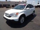 2007 Taffeta White Honda CR-V EX-L 4WD #69150176