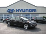 2013 Black Hyundai Elantra Limited #69149804