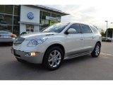 2009 White Diamond Tricoat Buick Enclave CXL #69150153