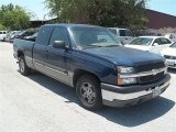 2003 Chevrolet Silverado 1500 Dark Blue Metallic