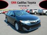 2012 Attitude Black Metallic Toyota Camry LE #69150144