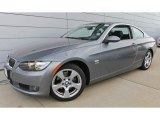 2009 Space Grey Metallic BMW 3 Series 328xi Coupe #69149783