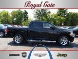 2012 Black Dodge Ram 1500 Express Crew Cab 4x4 #69149746