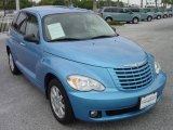 2008 Surf Blue Pearl Chrysler PT Cruiser Touring #6899452