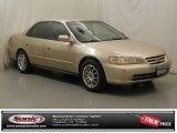 2002 Naples Gold Metallic Honda Accord LX Sedan #69150098