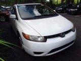 2007 Taffeta White Honda Civic EX Coupe #69149723