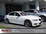 2011 Alpine White BMW 3 Series 335is Convertible #69150057