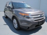 2013 Sterling Gray Metallic Ford Explorer XLT #69150031