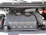 2013 Ford Explorer Limited EcoBoost 2.0 Liter EcoBoost DI Turbocharged DOHC 16-Valve Ti-VCT 4 Cylinder Engine