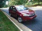 2010 Tango Red Pearl Honda CR-V LX AWD #69150319
