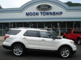 2013 Oxford White Ford Explorer XLT 4WD #69149984