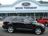 2013 Kodiak Brown Metallic Ford Explorer Limited 4WD #69149983