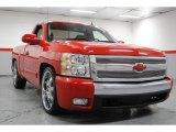 2008 Chevrolet Silverado 1500 Victory Red