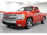 2008 Chevrolet Silverado 1500 LT Regular Cab Data, Info and Specs
