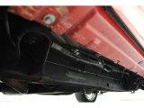2008 Chevrolet Silverado 1500 LT Regular Cab Undercarriage
