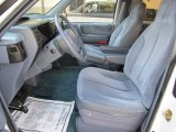 1991 Plymouth Grand Voyager Interiors