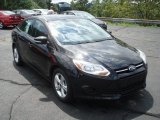 2013 Tuxedo Black Ford Focus SE Sedan #69213784
