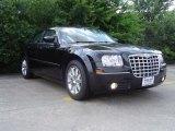 2008 Brilliant Black Crystal Pearl Chrysler 300 Touring #69214453