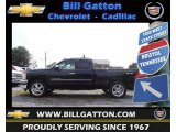 2013 Black Chevrolet Silverado 1500 LT Extended Cab 4x4 #69214427