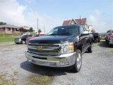 2013 Black Chevrolet Silverado 1500 LT Extended Cab #69214425