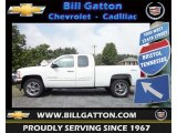 2013 Summit White Chevrolet Silverado 1500 LT Extended Cab 4x4 #69214424