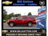 2013 Crystal Red Tintcoat Chevrolet Tahoe LT 4x4 #69214421