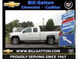 2013 Summit White Chevrolet Silverado 1500 LT Extended Cab #69214420