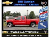 2013 Victory Red Chevrolet Silverado 1500 LT Extended Cab #69214417