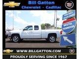 2012 Summit White Chevrolet Silverado 1500 LT Extended Cab 4x4 #69214412