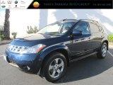 2004 Midnight Blue Pearl Nissan Murano SL #69213751