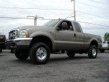 2004 Arizona Beige Metallic Ford F250 Super Duty XLT SuperCab 4x4 #69214389
