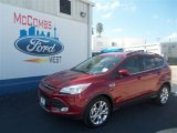 2013 Ruby Red Metallic Ford Escape SE 1.6L EcoBoost #69213743
